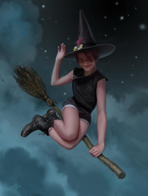 A Young Witch