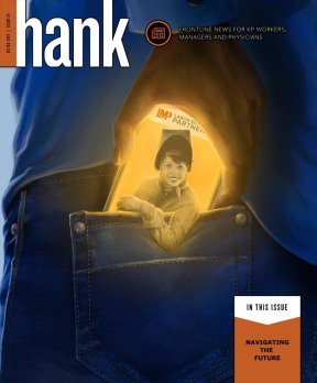 Hank Cover