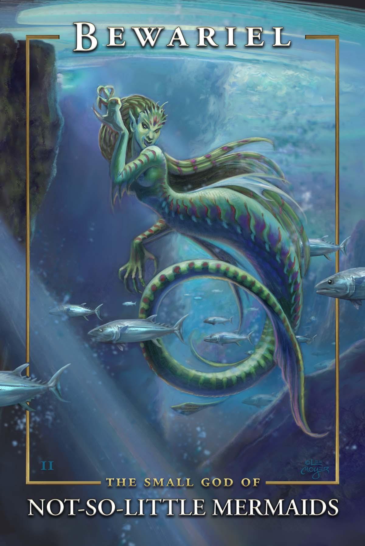 SG11 mermaids