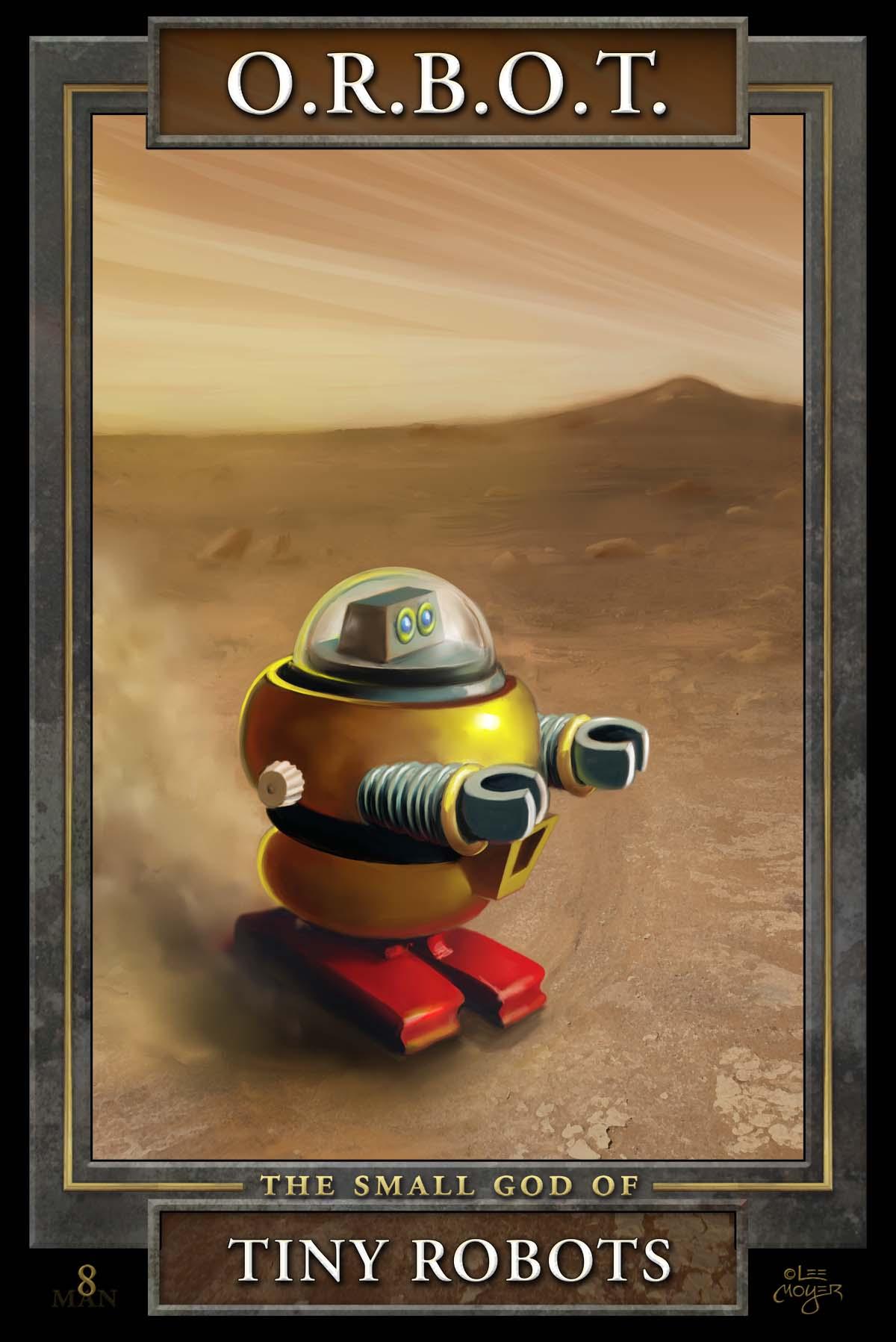 SG8 Tiny Robots